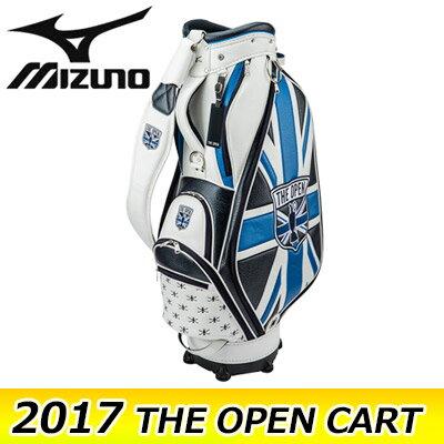 MIZUNO [ミズノ] THE OPEN メンズ カートキャディバッグ 5LJC171200 2017モデル!明日は元の価格を復元します