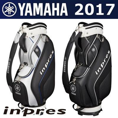 YAMAHA [ヤマハ] inpres [インプレス] メンズ キャディバッグ Y17CBMM1 2017年モデル!