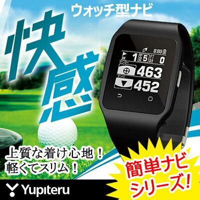 Yupiteru [ユピテル] ウォッチ型 ゴルフナビ YG-Watch F