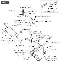 HKS�����륹����������ϥĥ�֥�������RSLA100S��(31028-AD003)��JQRǧ���ʡۡ�smtb-F��