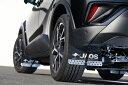 【クーポン利用で最大1000円OFF!】JAOS マッドガード3 前後セット ブラック トヨタ C-HR用 (B622140F/B622140R) 【外装品】 ジャオス MUD GUARD III 黒 フロント/リヤ セット