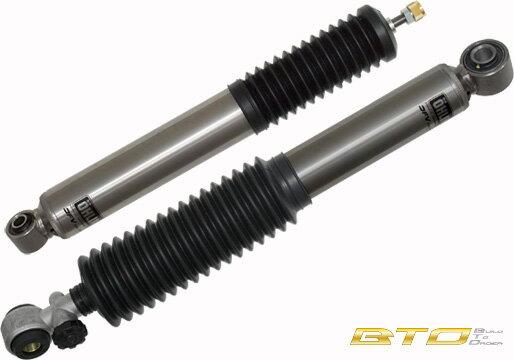 オーリンズ BTO(Build To Order)モデル Type NS ニッサン NV350キャラバン E26用 ノーマル形状ショートストロークショック単体 1台分セット