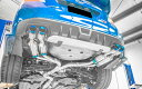 ROWEN エキゾースト プレミアム01TR ヒートブルーチタン スバル WRX STI VAB用レギュラースペック(1S006Z02TR)(TOMMYKAIRA/トミーカ…