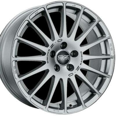 【クーポン利用で最大1200円OFF!】OZ Superturismo-GT 7.0J-16 と Continental Conti Premium Contact5 195/55R16 の4本セット 【BMW MINI(R50系)用】オーゼットスーパーツーリズモ
