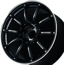 YOKOHAMA ADVAN Racing RZII 7.5J 9.0J-17 と KENDA KAISER KR20 215/45R17 245/40R17 の4本セット
