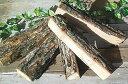 ナラの薪(インテリア・ディスプレイ用) 宅配約100サイズのダンボール箱入り 【産地】長野県白樺湖
