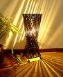 スタンドライト おしゃれ 間接照明 ♪バンブートルネードランプM50♪ 【送料無料】【YAYAPAPUS】 アジアン照明 バリ フロアスタンド エスニック