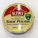 KIWI キィウイ 油性靴クリーム 無色 45ml 多少難あり KIWI SHOE POLISH