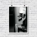 \ お部屋のイメチェン!! / 送料無料【 Grace cat Art 】サイズが選べるアートポスター / アートパネル / キャンバスパネル アート / グラフィック アート / インテリア アート / ギフト 【 オマージュモチーフ:CHANEL / シャネル 】