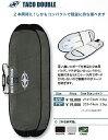 """送料無料""""ディスティネーション(DESTINATION DS SURF) ダブルケース TACO DOUBLE HARD CASE TRAVEL(タコダブル) 2本入り 7'2""""(218cm) .."""