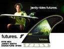 """""""フューチャーフィンシステム(FUTURE FINS) JORDY SMITH ジョーディジョディースミス3本セット LARGEラージ""""/サーフ サーフィン サーフ.."""