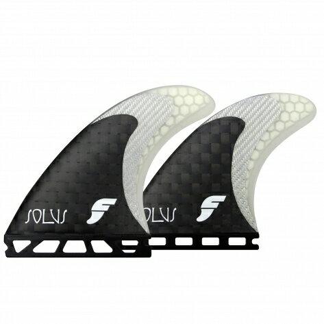 """""""フューチャーズフィンシステム(FUTURES FINS) RTM SOLUS ソラス3本セット""""《送料無料》/サーフ サーフィン サーファー SURFIN SURF SURFER 便利/FIN フィン"""