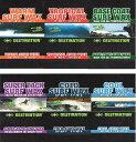 ディスティネーションDESTINATION選べるWAXワックス10個セット【郵送料250円可能】/SURFIN SURF サーフ サーフィン便利