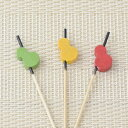飾り串 ひょうたん 10本 セット お弁当グッズ おせち 和風 飾り 小物 ピック お正月 お花見 運動会 行楽 [M便 1/12] [12861] P15