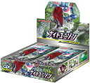 ポケモンカードゲーム サン&ムーン 強化拡張パック ナイトユニゾン 30パック入BOX