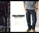 【FULLCOUNT (フルカウント) 】1101 ワンウォッシュ レギュラーストレートジーンズ 【送料無料】【smtb-kd】