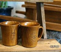 【JARLD/ジャールド】1836108 天然クスノキ ウッドマグカップ PROCESSING IN JAPAN【日本製】【JARLD/ジャールド】【キャンプ】【アウトドア】【キッチン】【プレゼント】【ギフト】の画像