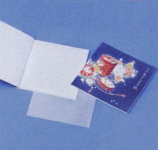 あぶらとり紙 貝と箱 10枚入(白紙) 02P03Dec16