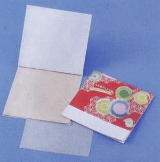 あぶらとり紙 祭りN 10枚入(茶紙) 02P03Dec16
