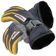【頑張って送料無料!】防水防寒グローブ ホットエースプロ HA-323ベルトで手首にピッタリの厚手保温の防水防寒手袋