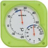 【メール便可能】エンペックス シュクレmidi温湿度計 TM-5601-5606