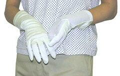 UVガードエレガント手袋 セミロング UV-3200UVカットアームカバー