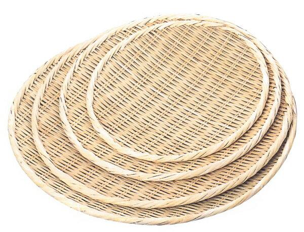 村の鍛冶屋 竹盆ザル