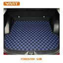 【送料無料】YMTフロアマット SJ系フォレスタートランクマット(ラゲッジマット)