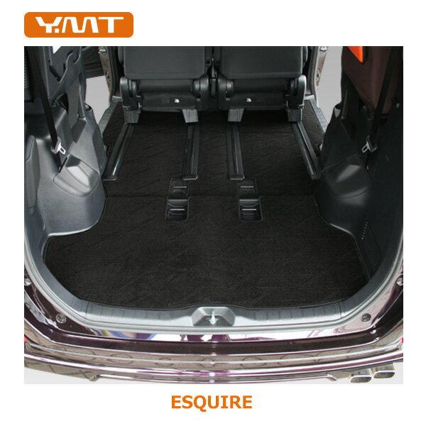 【送料無料】YMT トヨタ エスクァイアフロアマット+ステップマット+トランクマット...:ymt:10003945