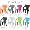 PCチェアー スタッキングチェア プラスチックチェア 積み重ね いす 椅子 イタリア製 ホワイト 白 ブラウン 茶 ブラック 黒 ライトグリーン 緑 ガーデン ガーデンファニチャー ビーチ 海 キャンプ 塩系 カフェ風 北欧 アジアン ミッドセンチュリー ブルックリン
