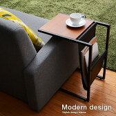 コンパクトデザイン家具 ピース サイドテーブル サイドテーブル ミッドセンチュリー 木製テーブル おしゃれベッドサイドテーブル ベッドテーブル 北欧ナイトテーブル ベット ベッドサイド ミニテーブル カフェ ヴィンテージ アイアン ナチュラル アウトレット インテリア