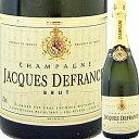 白シャンパンなのに完熟トロトロのピノノワール90%!!しかもロマネコンティと同じピノノワールが90%溶け込む白シャンパン【21日23:59まで!1本からでも送料無料】ジャック・ド・フランス・トラディション NV