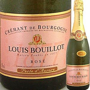 ルイ・ブイヨ・クレマン・ド・ブルゴーニュ・ロゼ・ペルル・ド・オロール NV 誕生日プレゼント 母 ギフト 還暦祝い スパークリングワイン スパークリング ワイン 結婚祝い お酒 結婚記念日 内祝い 女性 60代 人気 お父さん 父親 お祝い 男性 妻 クリスマス プレゼント