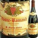 ドメーヌ・ベルナール・マルタン・ノブレ・ヴォーヌ・ロマネ 1995|赤ワイン ギフト 誕生日プレゼント お酒 女性 男性 ワイン お祝い 還暦祝い 出産祝い 内祝い 妻 手土産 お土産 景品 結婚祝い 記念日 60代 バレンタイン プチギフト バレンタインギフト 退職祝い