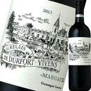 ル・ルレ・ド・デュルフォール・ヴィヴァン 2013|フランス フランスワイン ボルドー マルゴー 赤ワイン お祝い 結婚祝い 結婚記念日 お酒 ワイン お年賀 ...