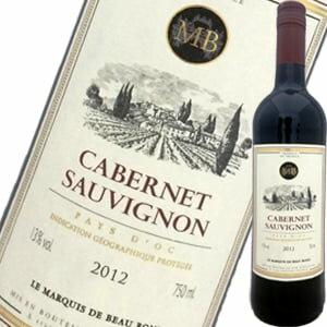 マルキ・ド・ボーラン・カベルネソーヴィニヨン 赤ワイン