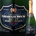 グラハム・ベック・ブリュット・ブラン・ド・ブラン スパーク スパークリングワイン 南アフリカ シャルドネ