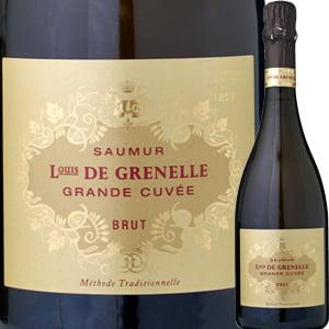 ネル・ソミュール・グランド・キュヴェ・ブリュット シャンパン スパークリングワイン