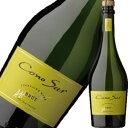コノスル・スパークリング・ワイン・ブリュット NV   ワイン 結婚祝い 還暦祝い 女性 内祝い 誕生日プレゼント 60代 記念日 お酒 プレゼント 出産内祝い ギフト わいん 白 酒 白ワイン 父 お土産 チリワイン チリ お返し