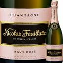 ニコラ・フィアット・ロゼ・ブリュット NV| シャンパン スパークリング ワイン 結婚祝い スパークリングワイン お歳暮 誕生日プレゼント 還暦祝い 女性 内祝い 60代 お酒 クリスマス 記念日 結婚記念日 ギフト ロゼワイン わいん お祝い フランス 出産内祝い 妻 退職祝い