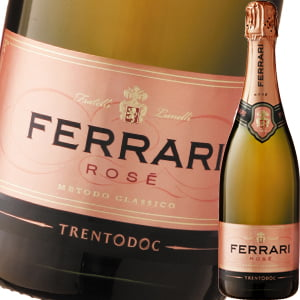 フェッラーリ・ロゼ プレゼント シャンパン スパークリングワイン スパーク