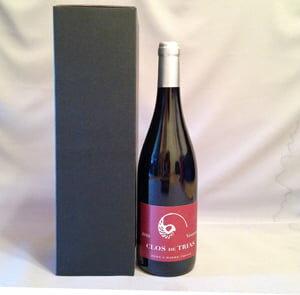 ワイン1本用カートンブラック
