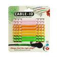 CABLE-IDケーブルアイディー(792002-グリーンパッケージ)コード管理・ケーブルタグ・オランダ製【あす楽対応】