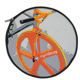 Bag cycling bag for Tintamar/ Tanta marl cyclobag/ cyclo-bag (7NCA02- Orange) bicycles