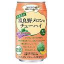 ショッピングメロン 合同 NIPPN PREMIUN 北海道産 富良野メロンのチューハイ 3度 [缶] 350ml x 24本[ケース販売][合同酒精 オノエン リキュール 缶チューハイ 日本 138375]