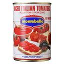 ショッピング販売 【10%】モンテベッロ ダイストマト [缶] 400g x 24個[ケース販売][モンテ イタリア トマト 002205]