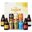 お歳暮 ビール BMPW3N サントリー ザ プレミアム モルツ 特選6種プレミアムセット[ギフト限