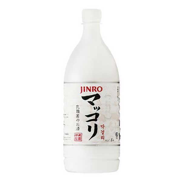 JINRO マッコリ 1L 1000ml