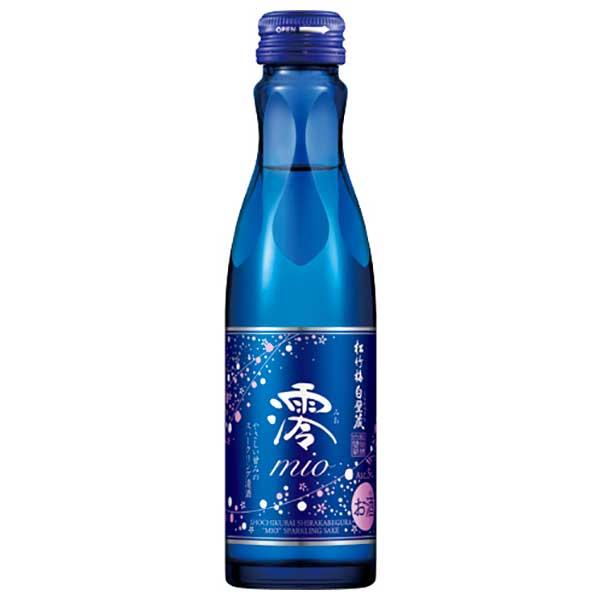 澪 みお 5度 150ml [松竹梅白壁倉/宝酒造/スパークリング/発泡]