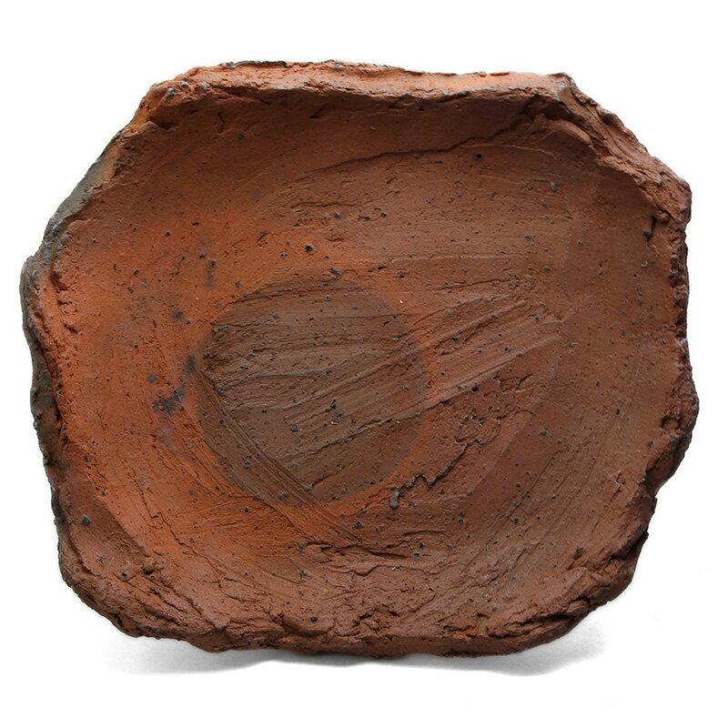 南蛮陶板皿・b6306・川淵直樹